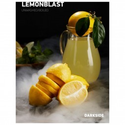 Табак Dark Side Medium - LEMONBLAST (Лимон, 100 грамм)