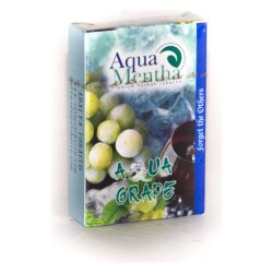 Табак Aqua Mentha - Aqua Grape (Аква Виноград, 50 грамм)