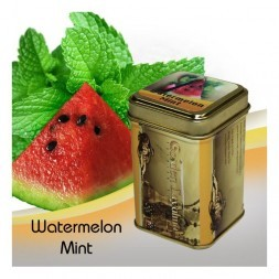 Табак Golden Layalina - Арбуз с мятой (Watermelon Mint, 50 грамм)