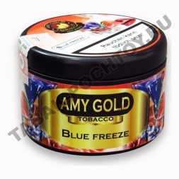 Табак AMY GOLD - BLUE FREEZE (Синий Мороз, 250 грамм)