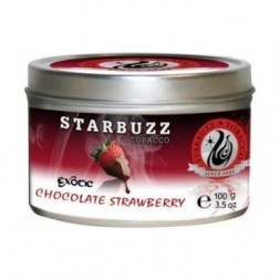 Табак Starbuzz - Chocolate Strawberry (100 грамм)