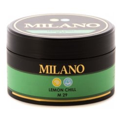 Табак Milano - Lemon Chill M29 (Лимон и Мята, 100 грамм)