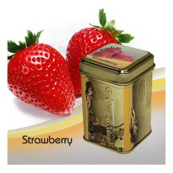 Табак Golden Layalina - Клубника (Strawberry, 50 грамм)
