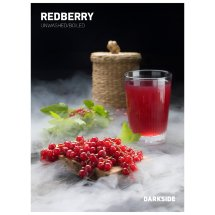 Табак Dark Side Medium - REDBERRY (Красная Смородина, 100 грамм)