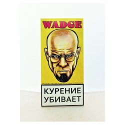 Табак Wadge - Bromberry (Ежевика, 200 грамм)