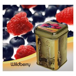 Табак Golden Layalina - Дикие Ягоды (Wildberry, 50 грамм)