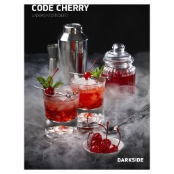 Табак Dark Side Medium - CODE CHERRY (Вишня, 100 грамм)