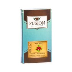 Табак Fusion Medium - Wild Berry (Земляника, 100 грамм)