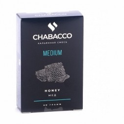 Смесь Chabacco MEDIUM - Honey (Мед, 50 грамм)