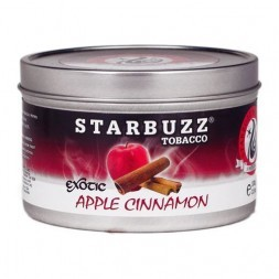 Табак Starbuzz - Apple Cinnamon (Яблоко с Корицей, 100 грамм)